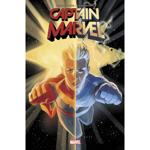 CAPTAIN MARVEL : DARK ORIGINS (VF)