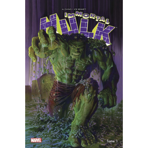 IMMORTAL HULK TOME 1 (VF)