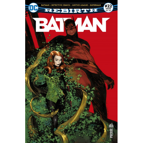 Batman Rebirth 22 (VF)