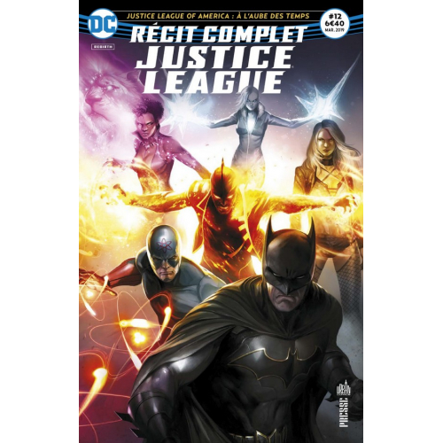 Justice League Récit Complet 12 (VF)