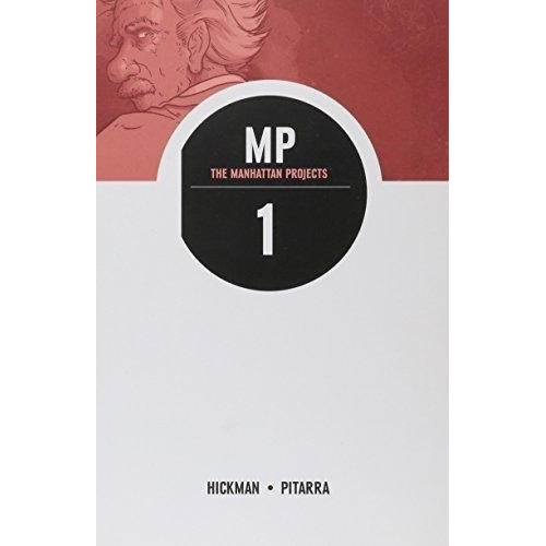 MANHATTAN PROJECTS VOL 1 TP (VO) Occasion