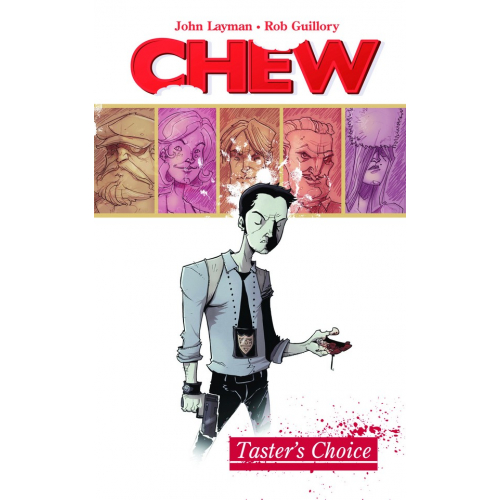 CHEW TP VOL 01 (VO) Occasion