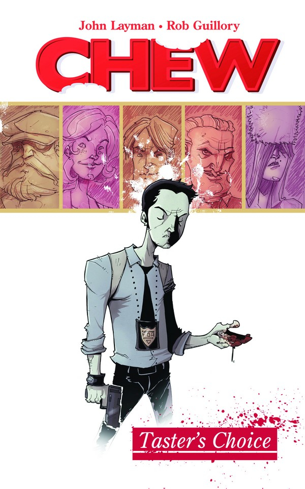 CHEW TP VOL 01 (VO) Occasion