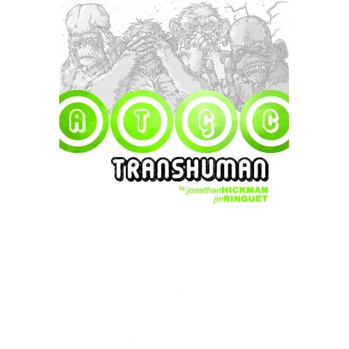 TRANSHUMAN TP VOL 01 (VO) Occasion
