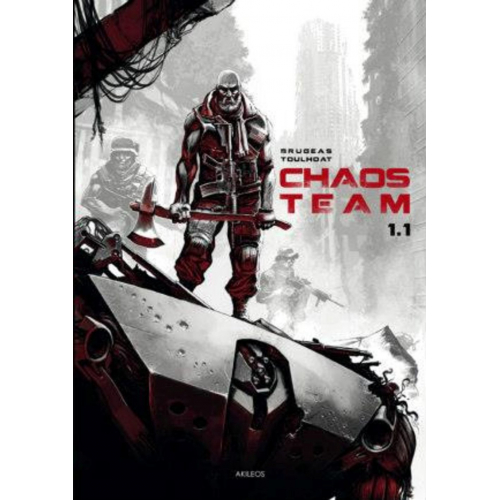 chaos team saison 1 tome 1 (VF) occasion