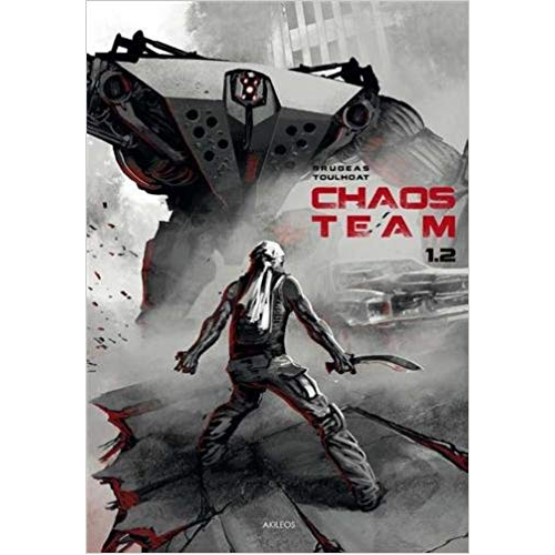 chaos team saison 1 tome 2 (VF) occasion