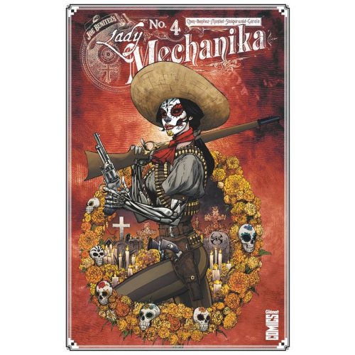Lady Mechanika – Tome 4 (VF) Occasion