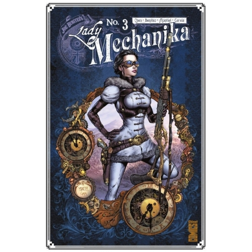 Lady Mechanika – Tome 3 (VF) Occasion