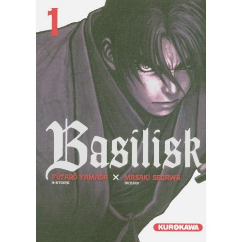Basilisk Tome 1 (VF)