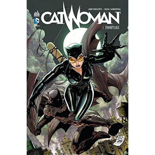 Catwoman tome 3 (VF) occasion