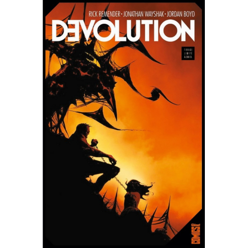 DEVOLUTION - EDITION COLLECTOR - ORIGINAL COMICS - 200 EX - RICK REMENDER (VF) occasion