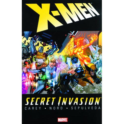 SECRET INVASION TP X-MEN (VO) Occasion