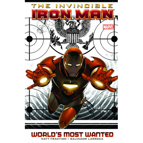 INVINCIBLE IRON MAN TP VOL 02 WORLDS MOST WANTED(VO) Occasion