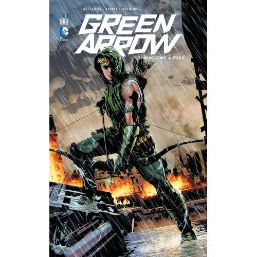 Green Arrow, tome 1 : Machine à tuer (VF) occasion