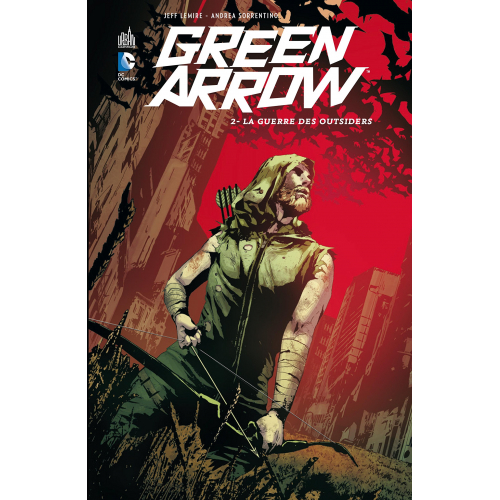 Green Arrow, tome 2