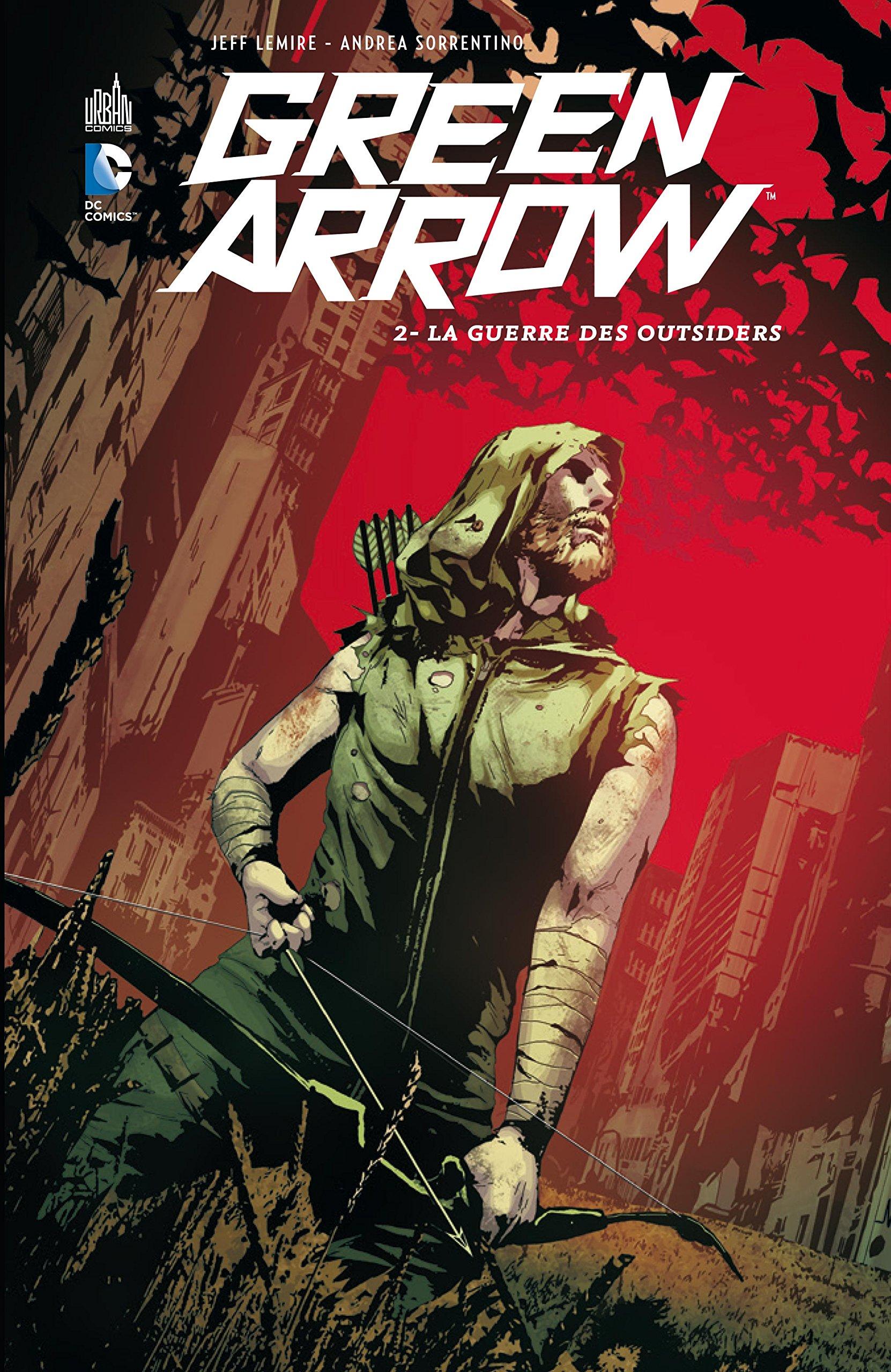 Green Arrow, tome 2