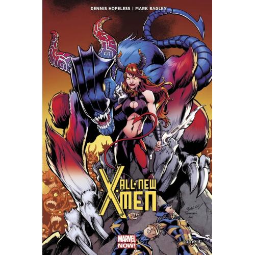 All-New X-Men Tome 3 (VF)