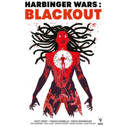 Harbinger Wars : Blackout (VF)