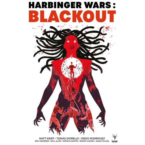 Harbinger Wars : Blackout (VF)