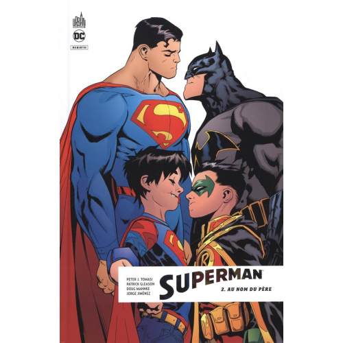 Superman Rebirth Tome 2 (VF) occasion
