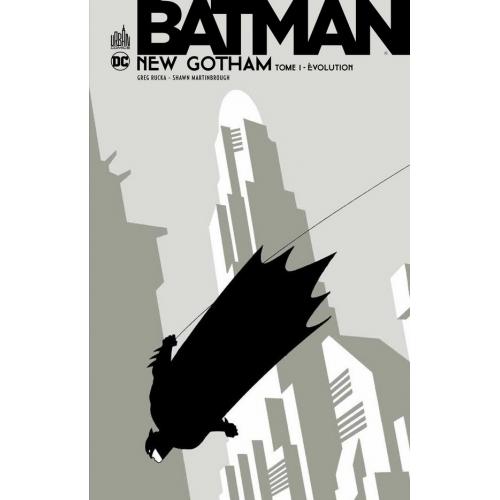 Batman New Gotham Tome 1 (VF)