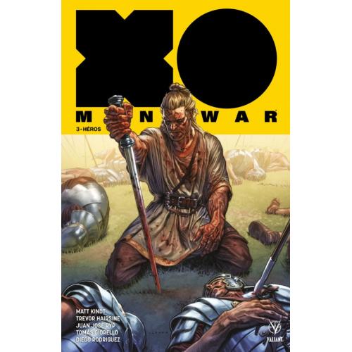 X-O Manowar Tome 3 (VF)