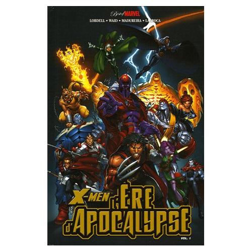X-Men : l'Ere d'Apocalypse, Tome 1 (vf) occasion