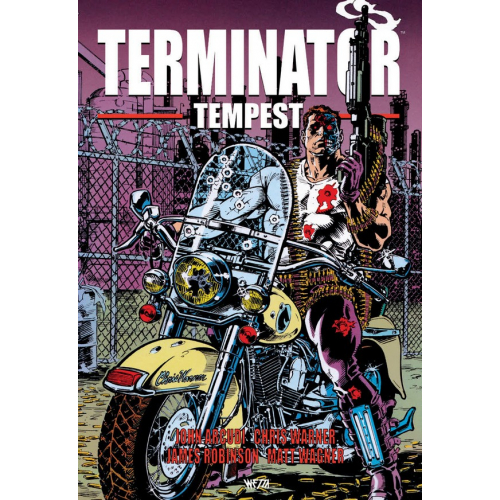 Terminator Tempest Édition Collector Original Comics 300 ex. (VF) occasion