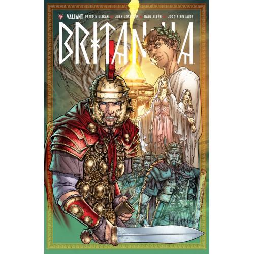 Britannia Édition Collector Original Comics 200 ex. (VF)