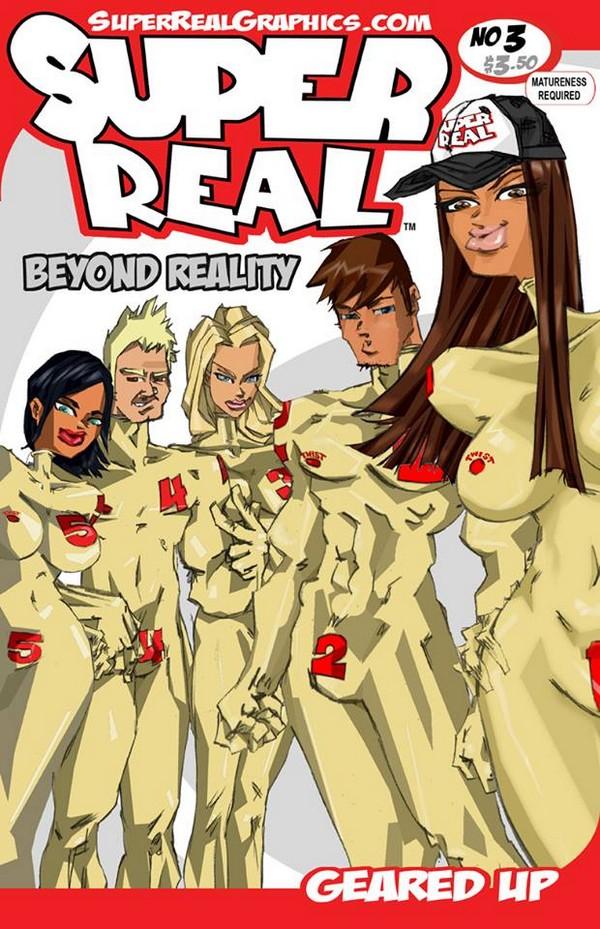 Super Real 2 (VO) Jason Martin
