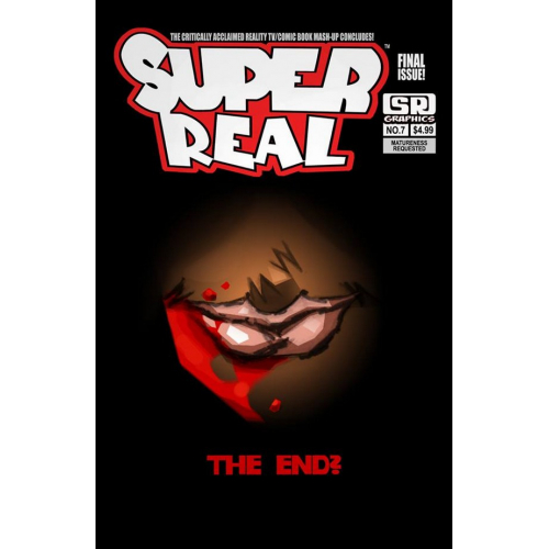 Super Real 6 (VO) Jason Martin - DOUBLE SIZE