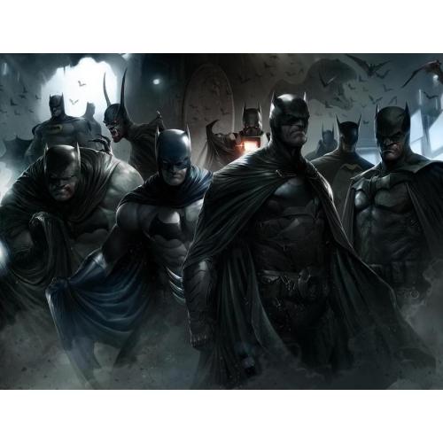 Detective Comics 1000 (VO) FRANCESCO MATINA VARIANT