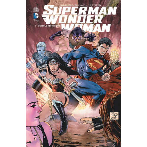 Superman & Wonder Woman Tome 1 (VF) occasion