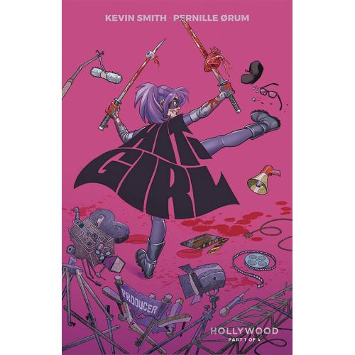 HIT-GIRL SEASON TWO 1 CVR C CONNER (VO) KEVIN SMITH