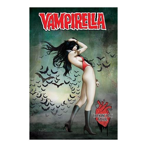 VAMPIRELLA VALENTINES DAY SPECIAL 1 CVR A GUNDUZ (VO)