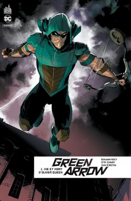 Green Arrow Rebirth Tome 1 (VF)