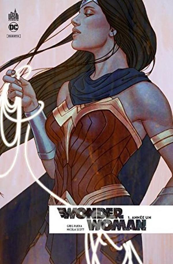 Wonder Woman Rebirth Tome 1 (VF)