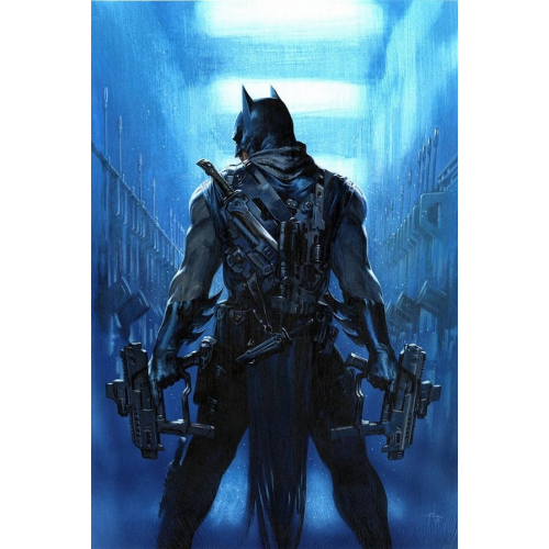 BATMAN WHO LAUGHS THE GRIM KNIGHT 1 DELL OTTO VARIANT (VO)