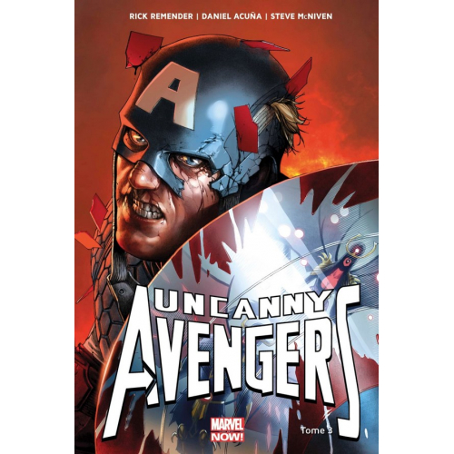 Uncanny Avengers Tome 3 (VF) occasion