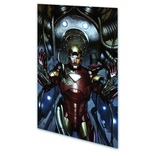 IRON MAN DIRECTOR OF SHIELD TP IRON HANDS (VO) Occasion
