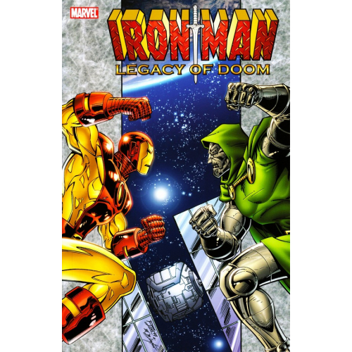IRON MAN TP LEGACY OF DOOM (VO) Occasion