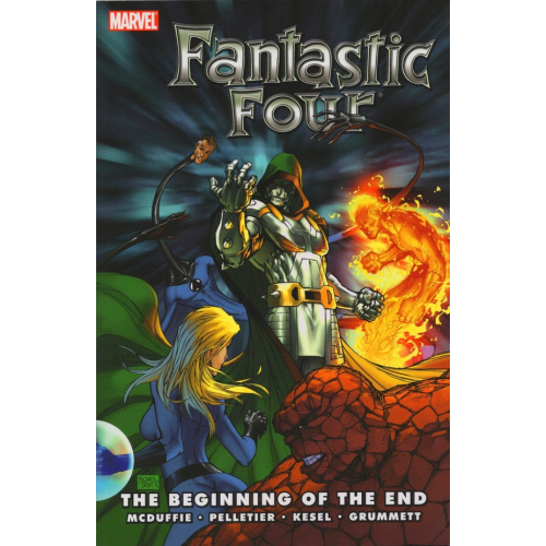 FANTASTIC FOUR TP BEGINNING OF THE END (VO) Occasion