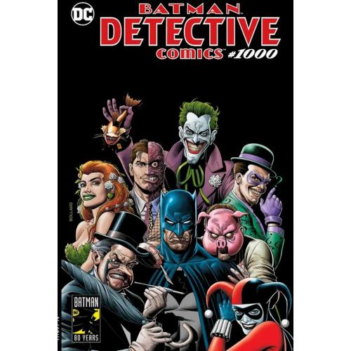 Detective Comics 1000 (VO) BRIAN BOLLAND VARIANT