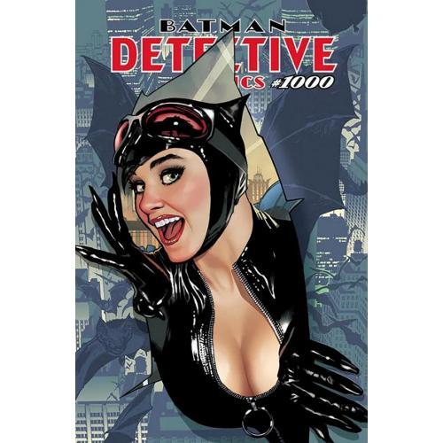 Detective Comics 1000 (VO) ADAM HUGHES VARIANT