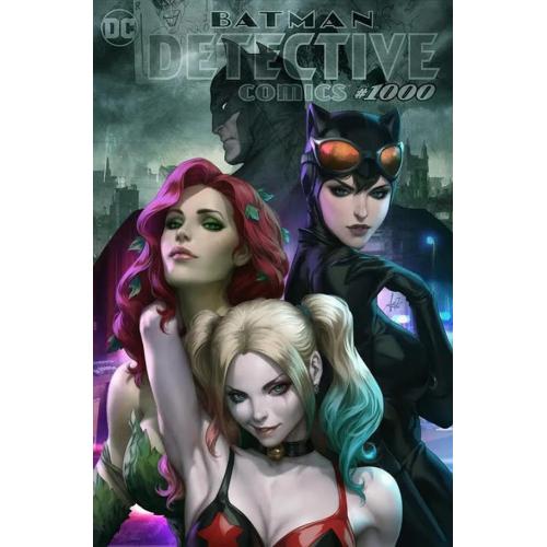 Detective Comics 1000 (VO) ARTEGEM VARIANT