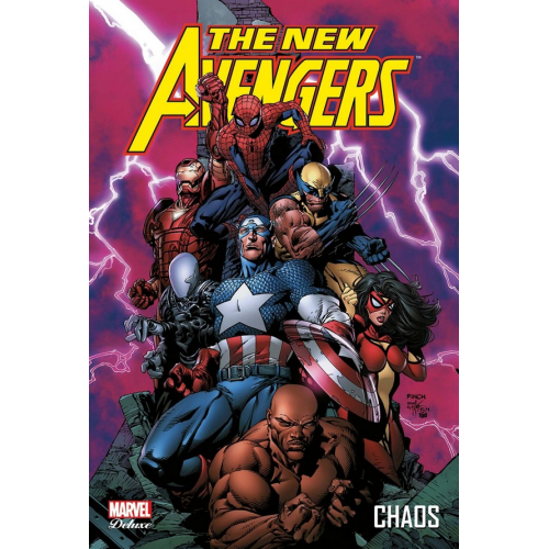 New Avengers Tome 1 (VF)
