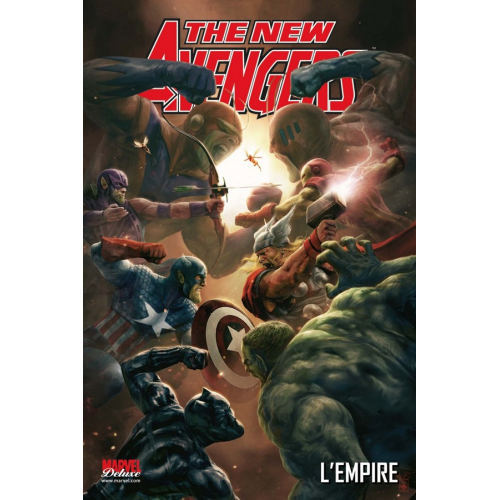 New Avengers Tome 5 (VF)