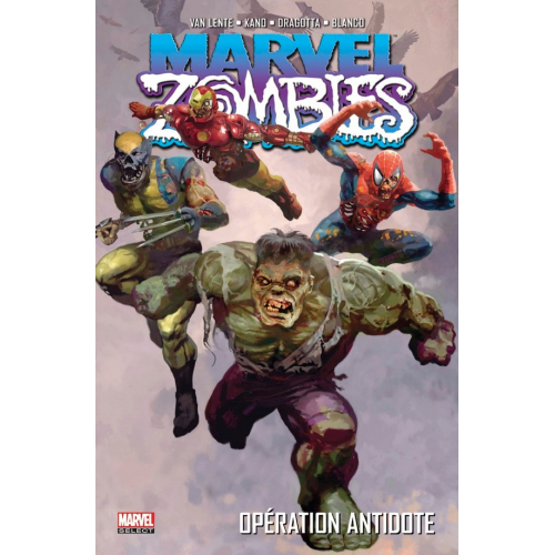 MARVEL ZOMBIES TOME 3 (VF) occasion