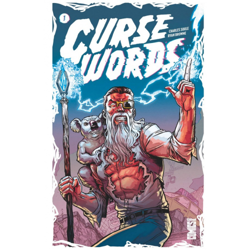 Curse Words Tome 1 (VF)