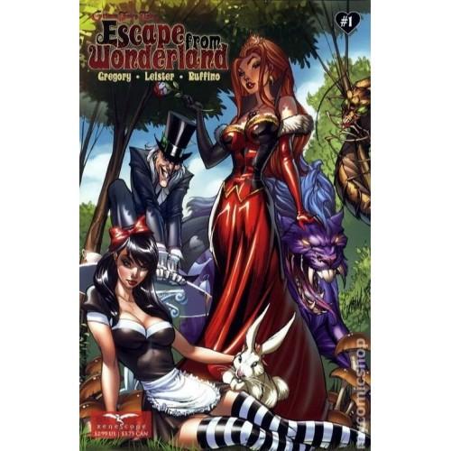 MINI-PRINT Wonderland Serie 1 N°3